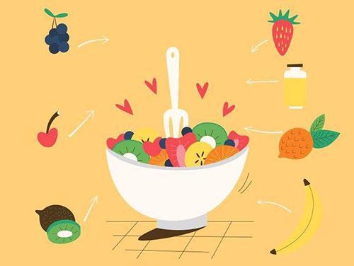 白癜风饮食:白癜风患者在饮食方面都有哪些需要注意的地方?